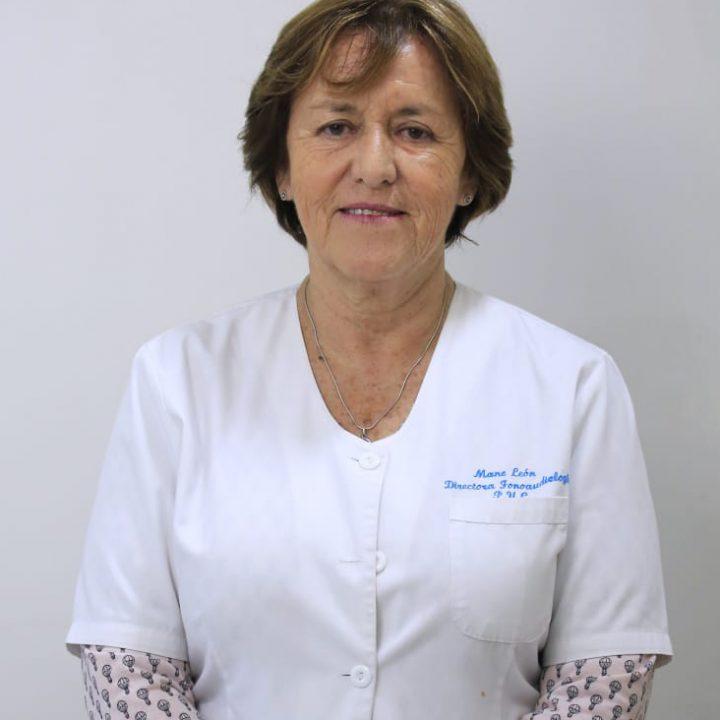 Flga. Norma Ines León Meneses