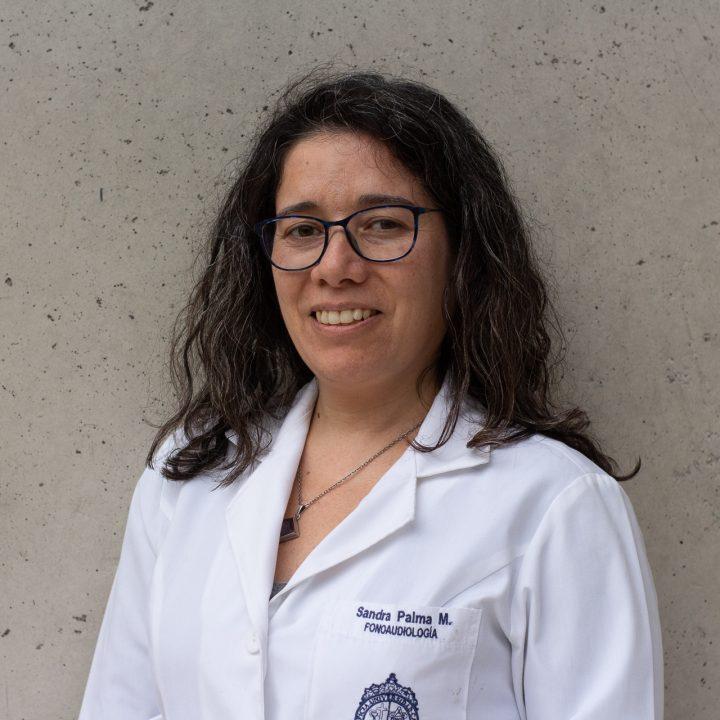 Flga. Sandra Palma Marambio, MS