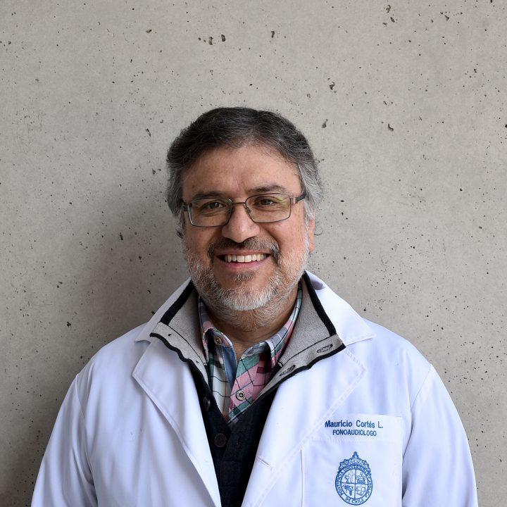 Flgo. Mauricio Cortés Lopez